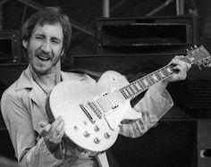 Pete Townshend, bitchhhh