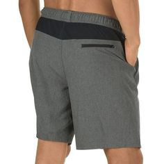 3d1eaaabb0 Men's Speedo Heathered Tech Volley Shorts Gym Men, Bermuda Shorts, Speedos