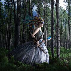 Alexia Sinclair – The Regal Twelve  via wicked-halo.com