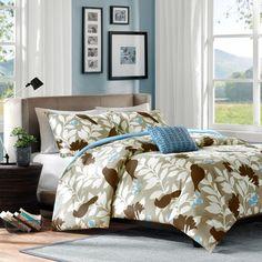 Mi-Zone Primrose Comforter Set | Wayfair