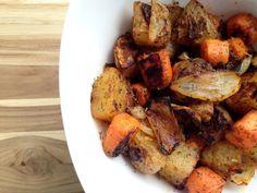 Irish Roasted Potato
