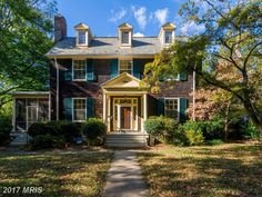 14 Midvale Rd, Baltimore, MD 21210 Grand Roland Park Gem on a wonderful tree-lined street! Gracious living and dining rooms with gourmet eat-in kitchen featuring granite counters, lighted cabinets and high-end appliances.