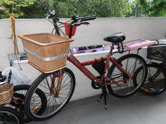 speda merah metal basket change to rattan basket..... (180814)