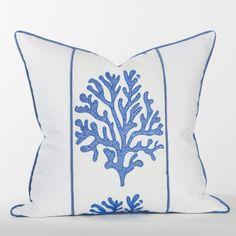 Coral Beach Pillow