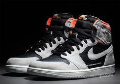 """Your Best Look at the Air Jordan 1 Retro High OG """"Neutral Grey"""" Jordan 1, Jordan Shoes, Sneakers Nike Jordan, Best Sneakers, Sneakers Fashion, Shoes Sneakers, Jordans Sneakers, Men's Shoes, Jordans For Men"""