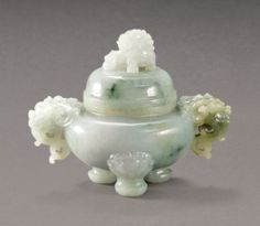 Qing Dynasty Jade Carvings from a Hong Kong Collection | Sotheby's