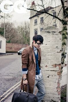 koreanmodel:    Super Junior's Siwon for GQ Korea Mar 2012g