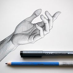 Sketchbook drawing of hands, fingers, close up I Pencil Line Art idea I Study. Copic Drawings, Pencil Art Drawings, Drawing Sketches, Hand Drawing Reference, Art Reference, Manos Tattoo, Hand Kunst, Anatomy Drawing, Anatomy Study