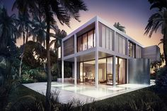 Two Spec Homes Near Miami Sell for $10.4 Million - Mansion Global