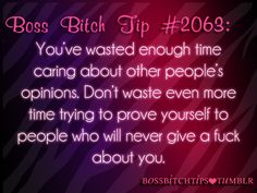 If they didn't care about you before, they damn sure don't care now. Live your life for YOU!
