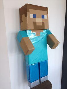 Minecraft #Steve #surprise