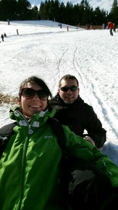 Martes y en busca de la nieve!!