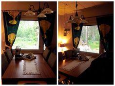 Onni on matka - ei määränpää Curtains, Home Decor, Blinds, Decoration Home, Room Decor, Draping, Home Interior Design, Picture Window Treatments, Home Decoration