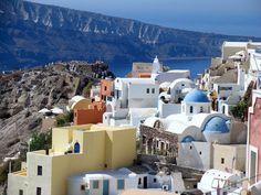 Santorini - Greece by Sandro Mancuso