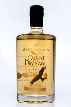 ✔️ Strathern Scottish Gin