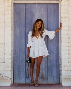 Sincerely Jules, Cute Summer Outfits, Trendy Outfits, White Summer Dresses, Boho Spring Outfits, Summer Holiday Outfits, Summertime Outfits, Travel Outfit Summer, Europe Outfits Summer