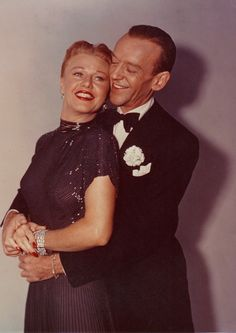 Ginger Rogers and Fred Astaire The Barkleys of Broadway