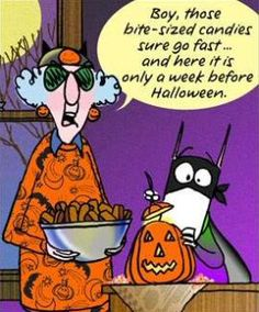Halloween dating application joke of the day comedy