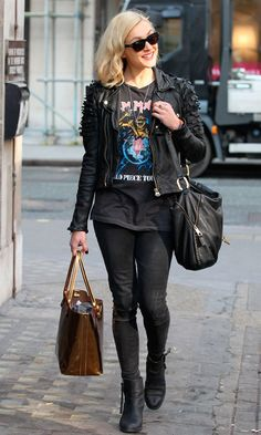 Fearne Cotton  (image sourced from www.look.co.uk)