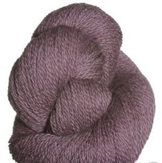 Isager Alpaca 2 Yarn - 52 - Dusty Plum - Large Photo at Jimmy Beans Wool