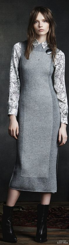 Maiyet Pre-Fall 2015 women fashion outfit clothing style apparel @roressclothes closet ideas