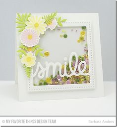 Desert Bouquet, Cross-Stitch Square STAX Die-namics, TRANSFORM-ables Smile Die-namics, Wild Greenery Die-namics - Barbara Anders  #mftstamps