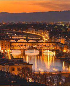 Ponte Vecchio, Florença, Itália