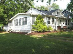 1 Rosedale Blvd., Norwalk.  Comfortable Ranch  3 Bedrooms 1 bath 2 car detached garage.  Living room with a fireplace.  Formal dining room.  Large family room leads to an enclosed porch.  Nice panty and main floor laundry.  Full basement and big side lot.  Entrance to garage is from alley in the back of the property lot has 6 parcels.