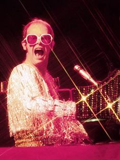 Elton John's 67th Birthday & 40th Anniversary of Goodbye Yellow Brick Road | Audio Fuzz
