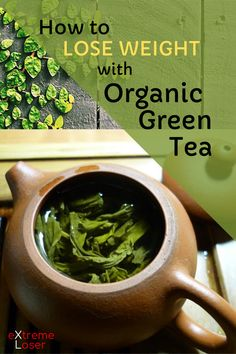 How To Lose Weight With Organic Green Tea Lose Fat Fast, Fat To Fit, Green Tea Benefits, Organic Green Tea, Lose Weight, Weight Loss, At Home Workouts, Healthy Recipes, Losing Weight