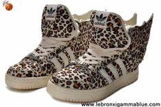 Buy Adidas X Jeremy Scott Wings 2.0 Leopard Winter Shoes Latest Now