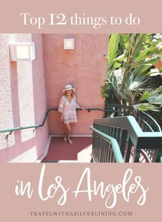 Looking for the coolest things to do in LA? I got you covered with my list of Top Things To Do in Los Angeles including iconic Hollywood and Beverly Hills, Griffith Observatory and Hollywood Sign, Melrose Avenue and Street Art highlights. #losangeles #la #ca #travelguide