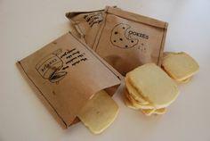 printable cookie bags