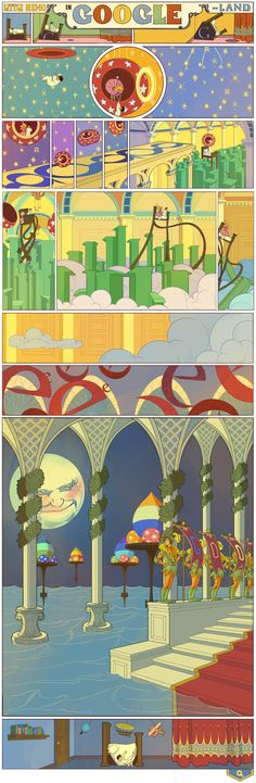 complete Winsor McCay Doodle.