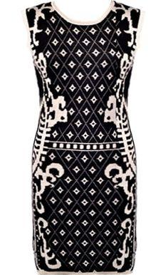 Bone Rattler Dress