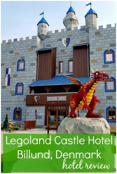 My Legoland Castle hotel Billund review - a stay at the new Legoland Castle hotel in Denmark, next to the original Legoland park. With its themed rooms, play area, Lego galore and endless fun touches, it's a perfect part of the experience #denmarkwithkids #legolandbillund #mummytravels Travel With Kids, Family Travel, Legoland Park, Hotels For Kids, European Travel, Travel Europe, Italy Travel, Denmark Travel, Tivoli Gardens