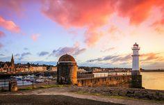 The Lighthouse at Leith, Edinburgh, Scotland