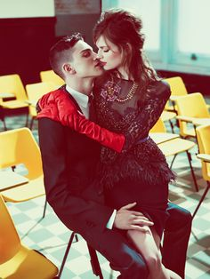 Dsquared2 Fall 2012 Ad Campaign | Tom & Lorenzo