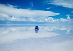 ust Incredible! Salar de Uyuni: When Bolivian Salt Desert and Rain Meet Each Other (Photos)    If you have ever wondered what place on Earth is most similar (well, at least visually) to heaven, probably this is it! It is likely that most of you have already seen the blinding beauty of salt deserts, but this is something even more extraordinary. If you would ask what is the final ingredient of a perfect salt desert, we'd say it's rain.