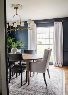 Why heirloom dining tables are worth the splurge and the best table shape to make a small dining room feel bigger.