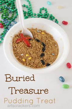 Here's a fun treat for your kids! This is tasty and even educational! Great for pirate-themed parties. Pirate Snacks, Pirate Food, Pirate Theme, Pirate Party, Kid Snacks, School Snacks, Pirate Activities, Class Activities, Pirate Preschool