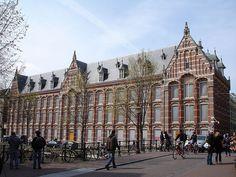 Beca Doctorado en Física Neutrino en Universidad de Ámsterdam (Holanda)