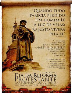 Reforma protestante en portugues