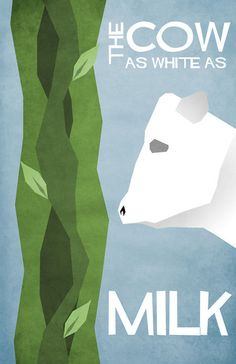 The Cow as White as Milk - Into the Woods.
