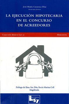 Ejecución de préstamos hipotecarios y protección de consumidores : análisis y propuestas para una adecuada conciliación de los intereses en juego / José Manuel Ruiz-Rico, Yolanda de Lucchi López-Tapia. -  Madrid : Tecnos, 2013