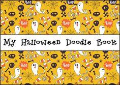 My Halloween Doodle Book