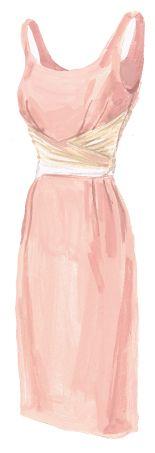 Her Bombshell Dress - cool bridesmaid dress