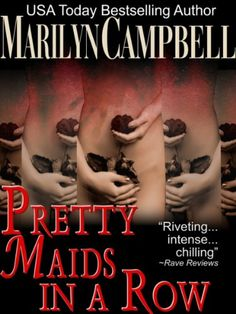 Free Book - Pretty Maids in a Row, by Marilyn Campbell, is free in the Kindle store and a penny at Books on Board, courtesy of small publisher ePublishing Works!.