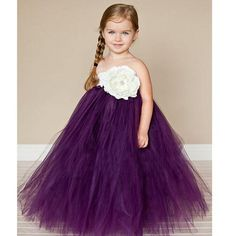 in and buy tutu dresses online in affordable prices. Select from a wide range of colorful tutu dresses in latest designs for your baby girl and gift her fairy look on her birthday. Purple Tutu Dress, Girls Tutu Dresses, Tutus For Girls, Girls Party Dress, Tulle Dress, Baby Dress, Dress Girl, Birthday Dresses, Kids Girls