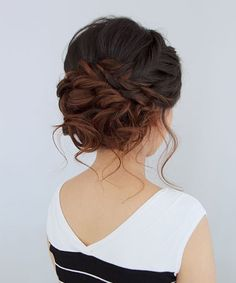 Jaw Dropping Updo Hairstyles 2017 for Prom
